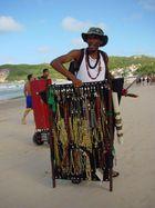 Mitbringsel vom Brasilianischen Strand in Natal