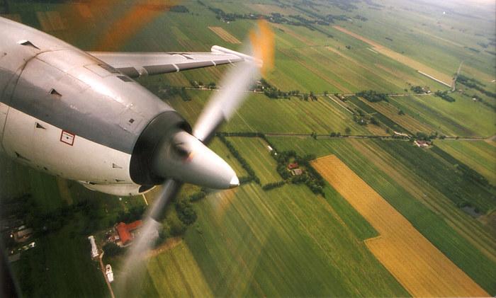 Mitflug in einer Breguet Atlantic BR1150