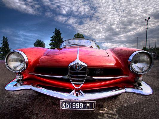 Mitica Alfa Romeo