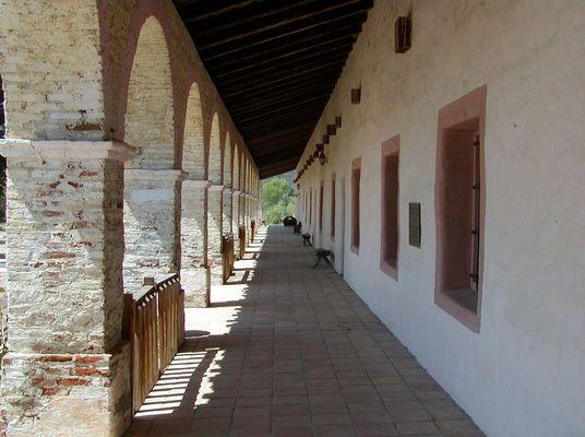 Mittag im Kloster
