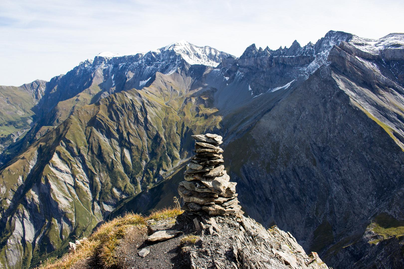 Mittaghorn Gipfel
