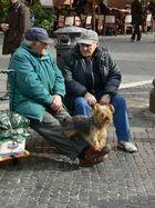 """""""Mittagspause auf der Piazza Navona"""""""