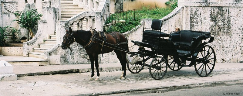 Mittagspause in Havanna