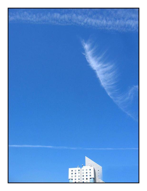 mittagswolken