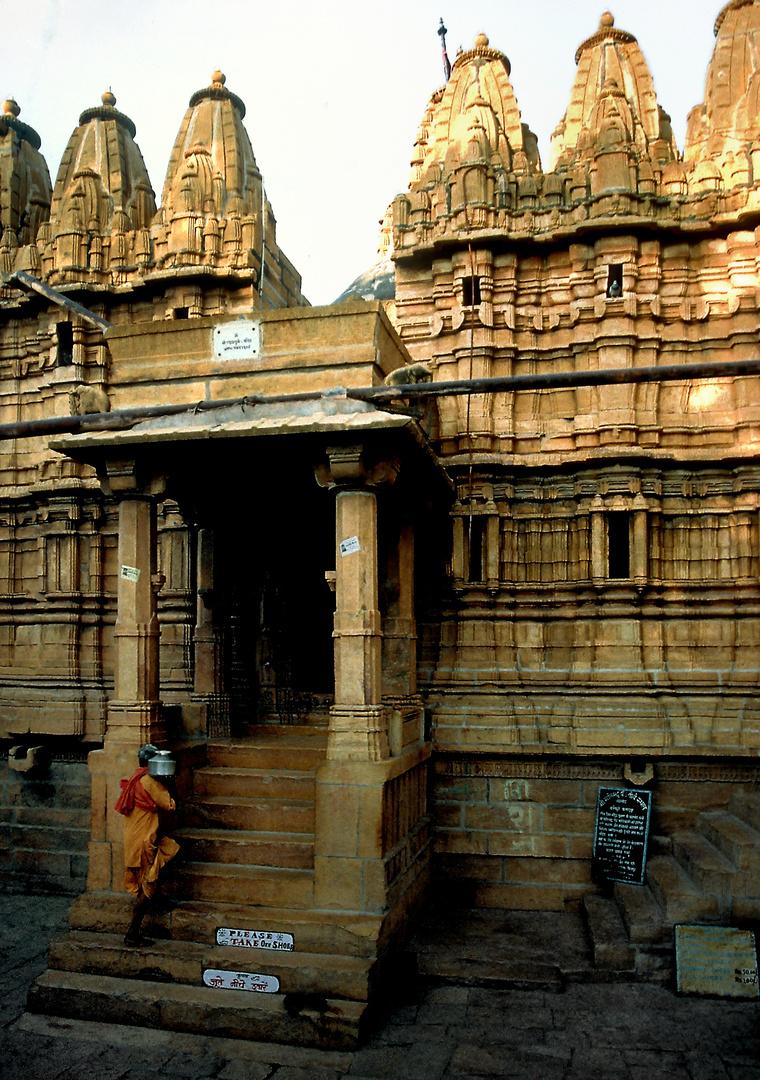 Mittelalter - Atmosphäre in Jaisalmer