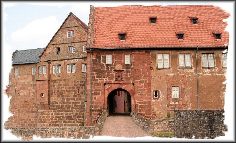 (Mittel)alte(r) Mauern