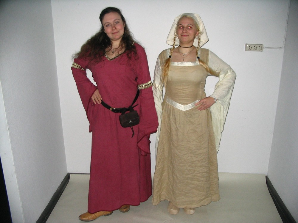 Mittelalter-Zicken