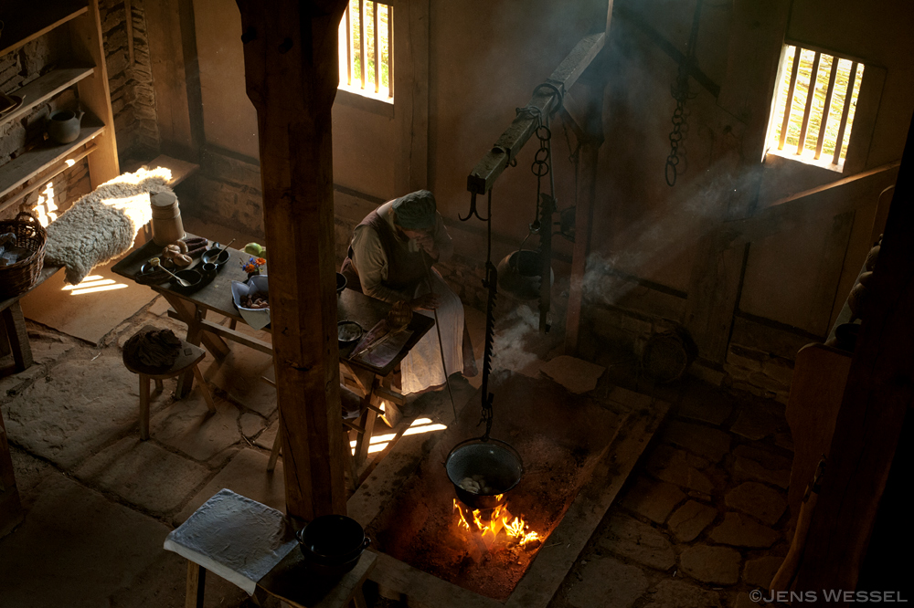 Mittelalterküche