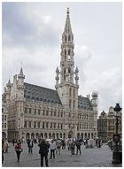 Mittelalterliche Glockentürme in Flandern und Wallonien - Brüssel