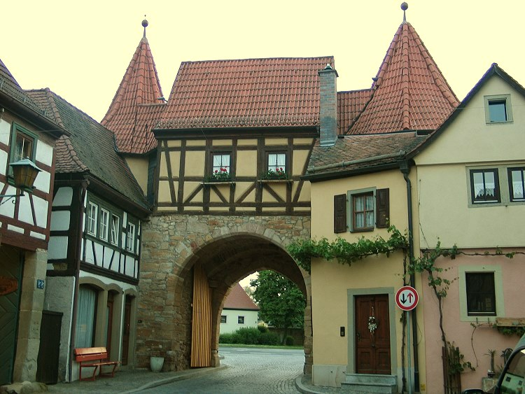 Mittelalterliche Idylle...