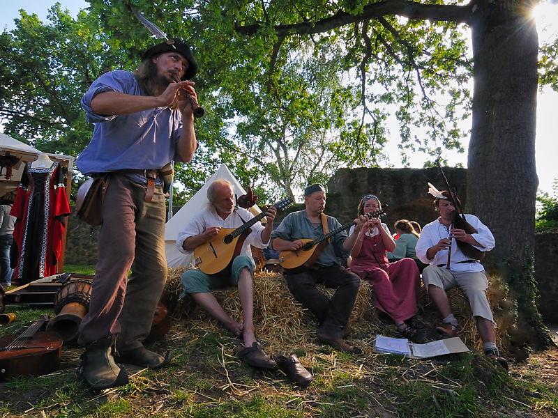 Mittelalterliche Klänge