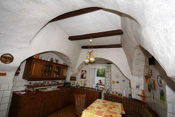 Mittelalterliche Küche im Schieferhof (Wallhausen/Helme)