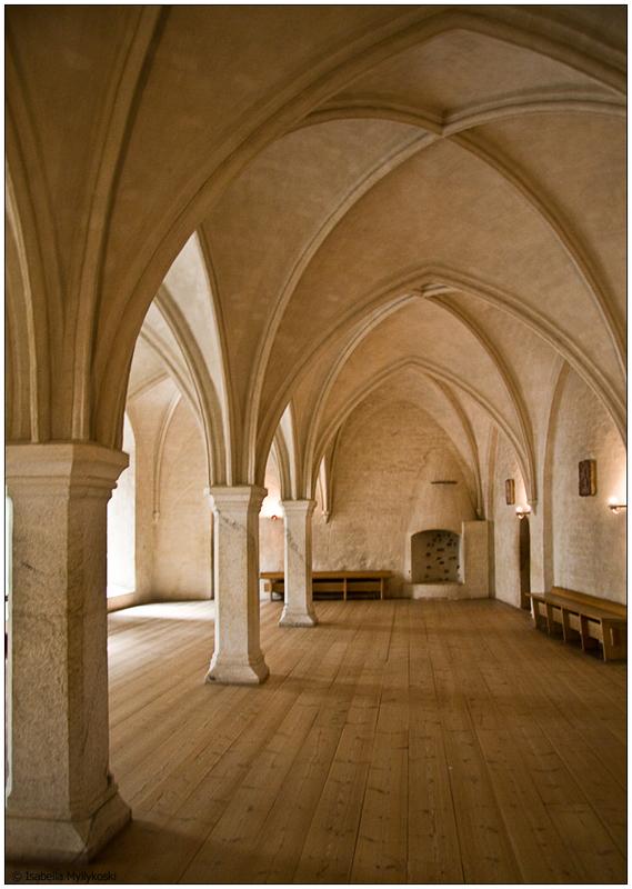 Mittelalterlicher Königssaal