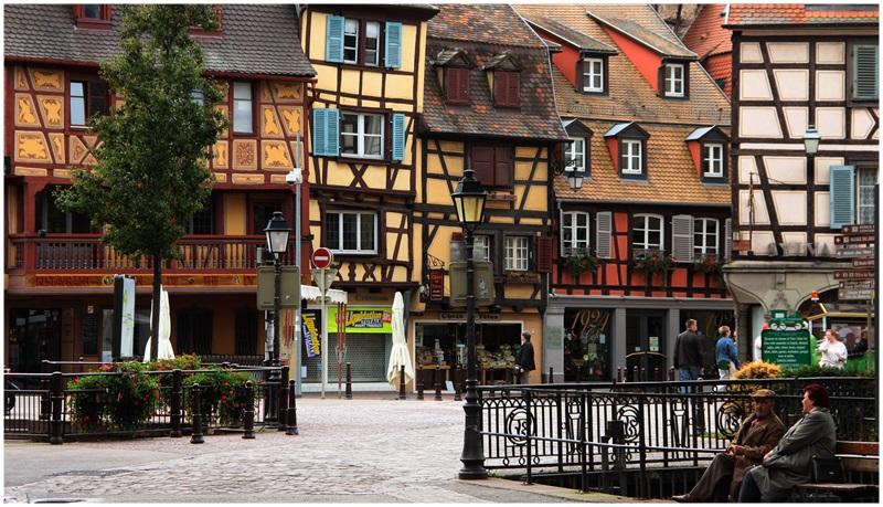 Mittelalterliches Colmar