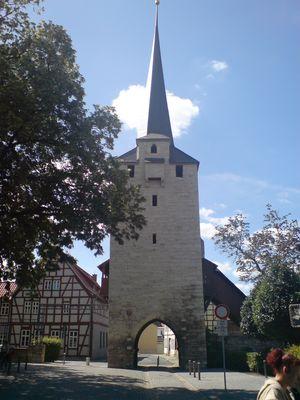 mittelalterliches Stadttor