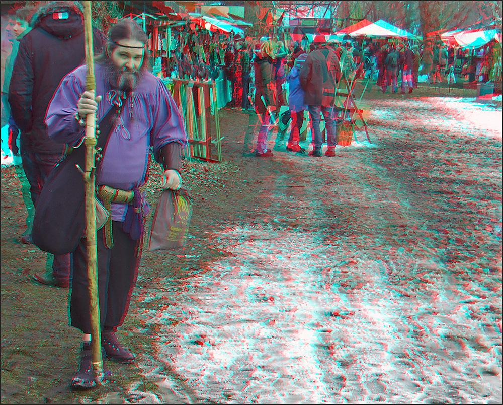 Mittelaltermarkt (2) 3D