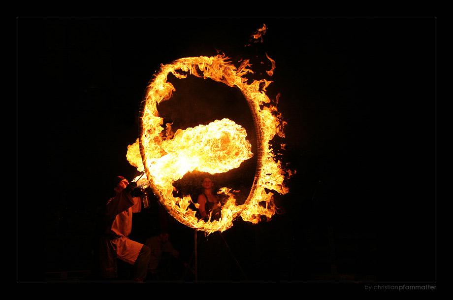 Mittelerdefest - Ring aus Feuer