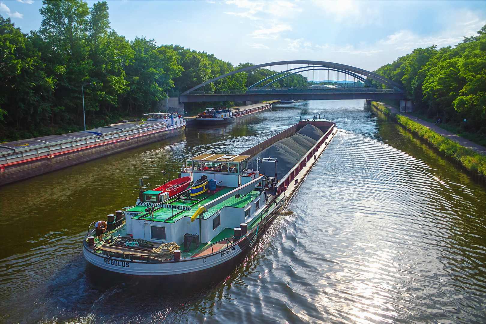 Mittellandkanal Minden