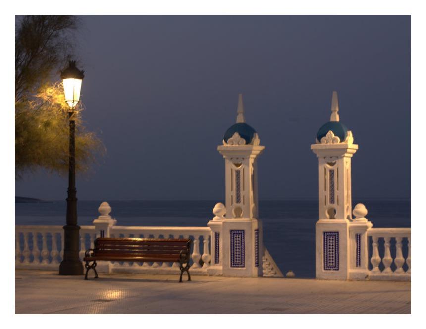Mittelmeer- Abend