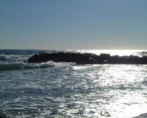 Mittelmeer im Winter