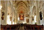 Mittelschiff der Sankt Andreaskirche