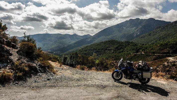 Mitten durch Korsika