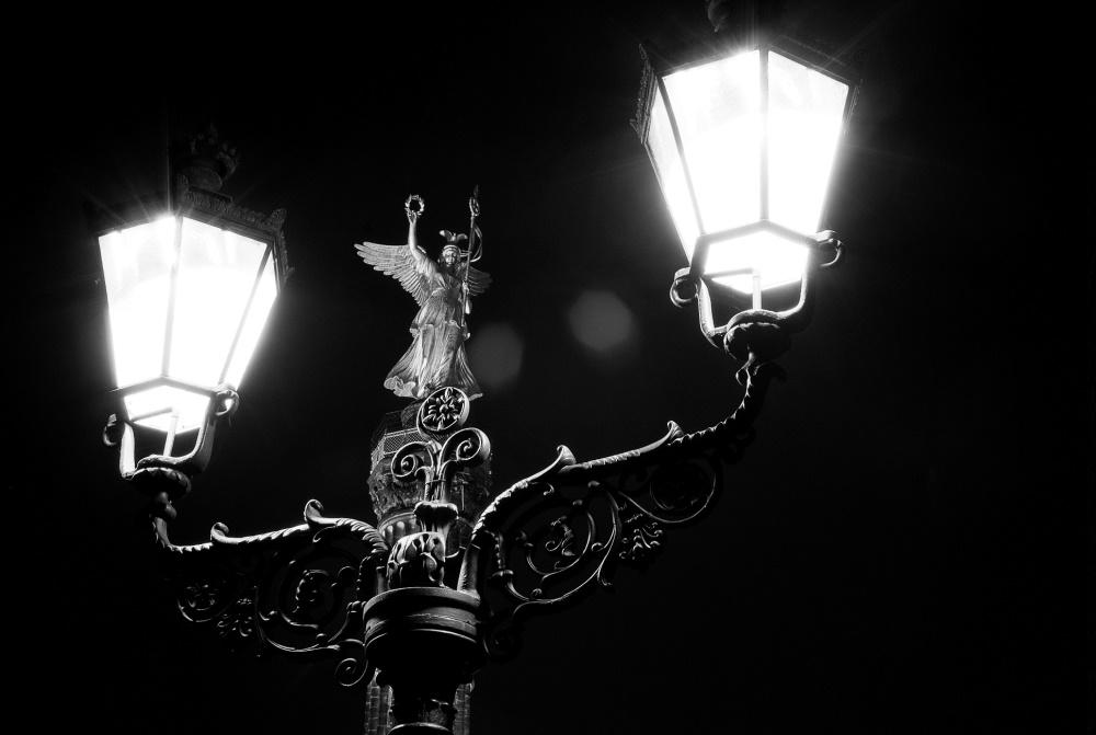 Mitten im Licht