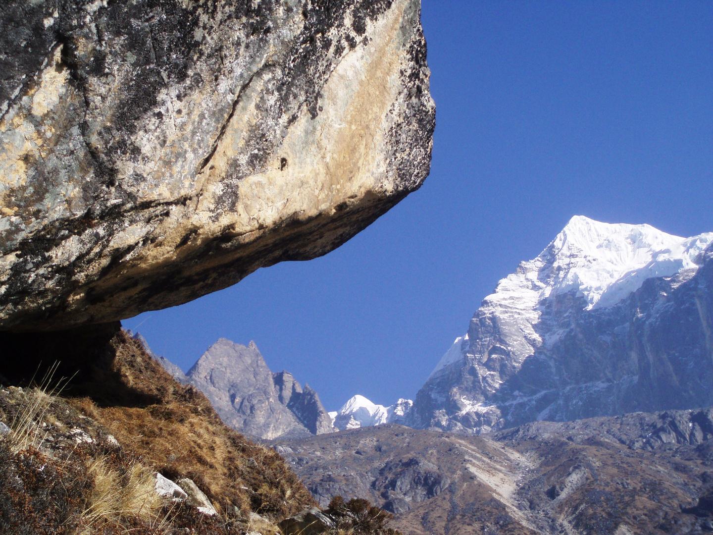Mitten im Osthimalaya auf rd. 4.700 Höhenmeter / 2009