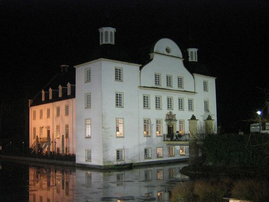 Mitten im Ruhrgebiet: Schloss Borbeck