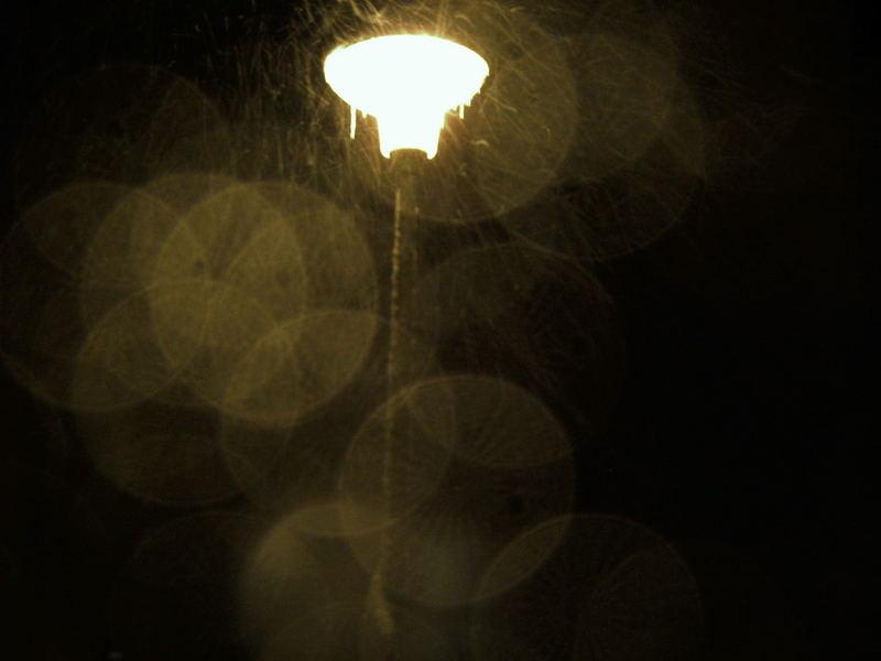 mitten in der Nacht