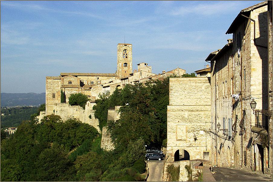 Mitten in der Toscana