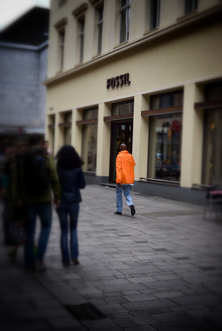 Mitten in Düsseldorf