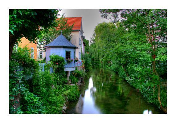 Mitten in Erfurt