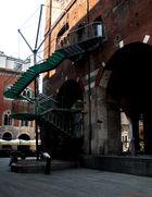 Mitten in Mailand.....