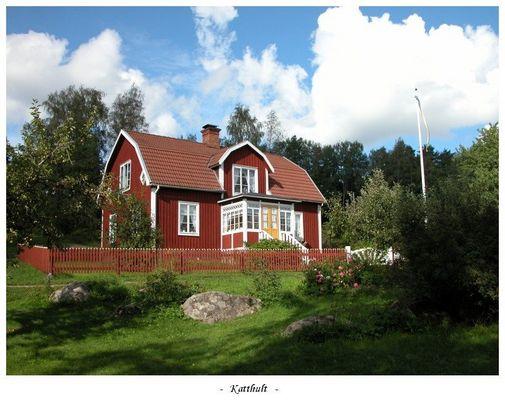 ...mitten in Schweden
