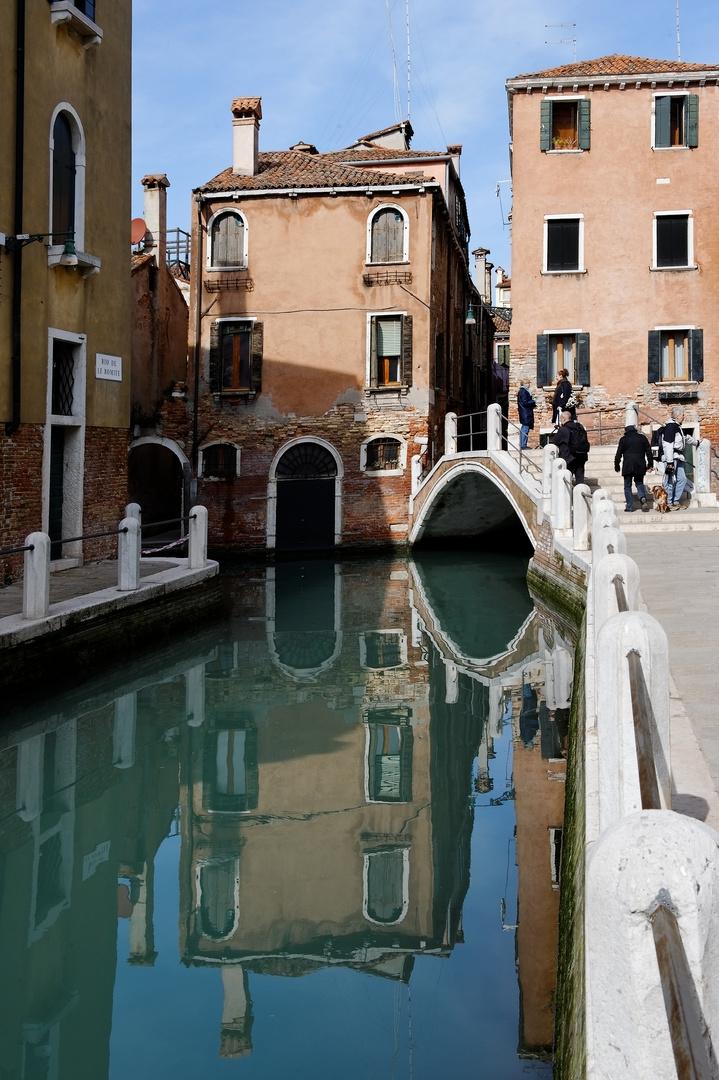 Mitten in Venedig