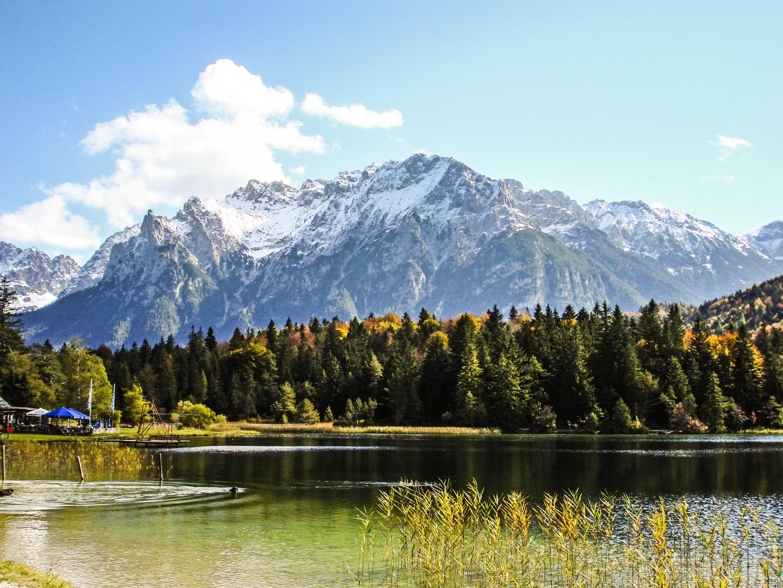 Mittenwald-Karwendelgebirge