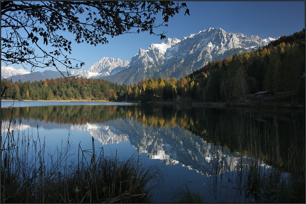 - MITTENWALD LAUTERSEE I -