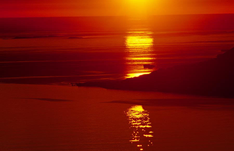 Mitternachssonne