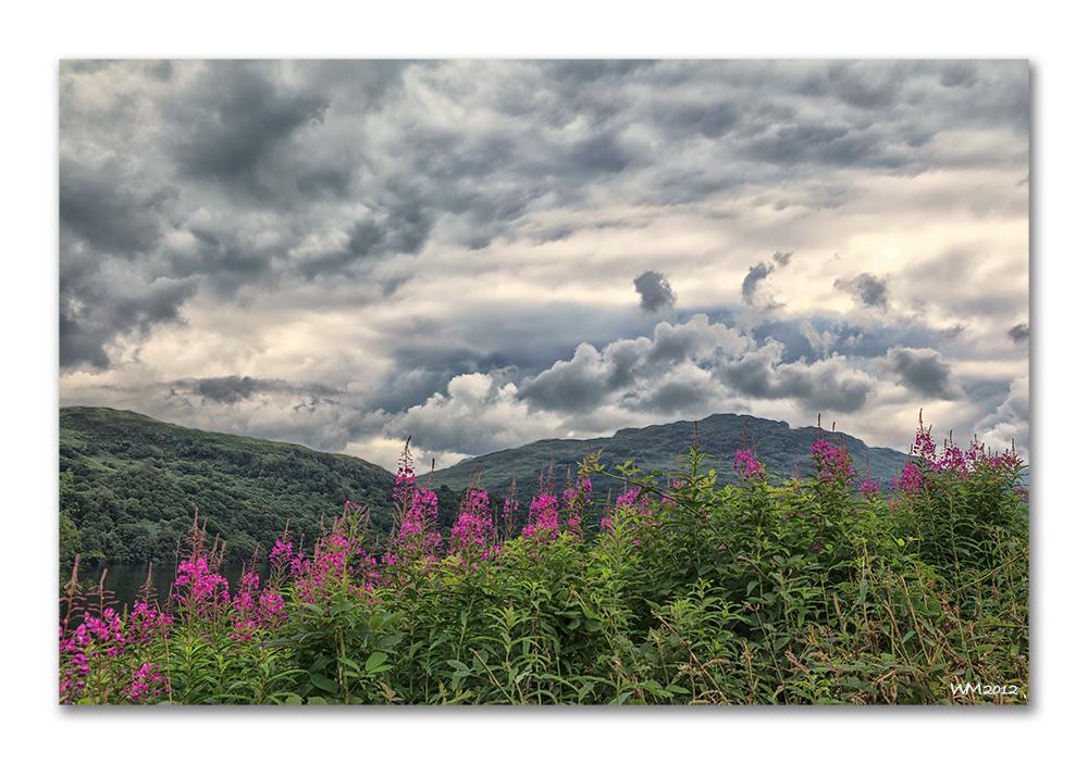 - Mittwoch in den Highlands -