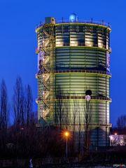 Mittwochstürmchen - Gasometer Shamrock, Herne