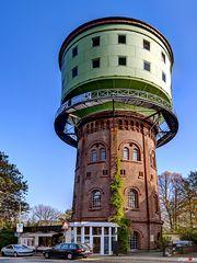 Mittwochstürmchen - Wasserturm Essen-Steele