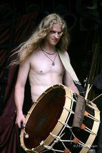 Mjölnir der Hayde von der Mittelalterband Rayneke