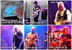 MMEB - Die Band - ...mit uns älter geworden...