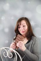 Mmmmh Schokolade !