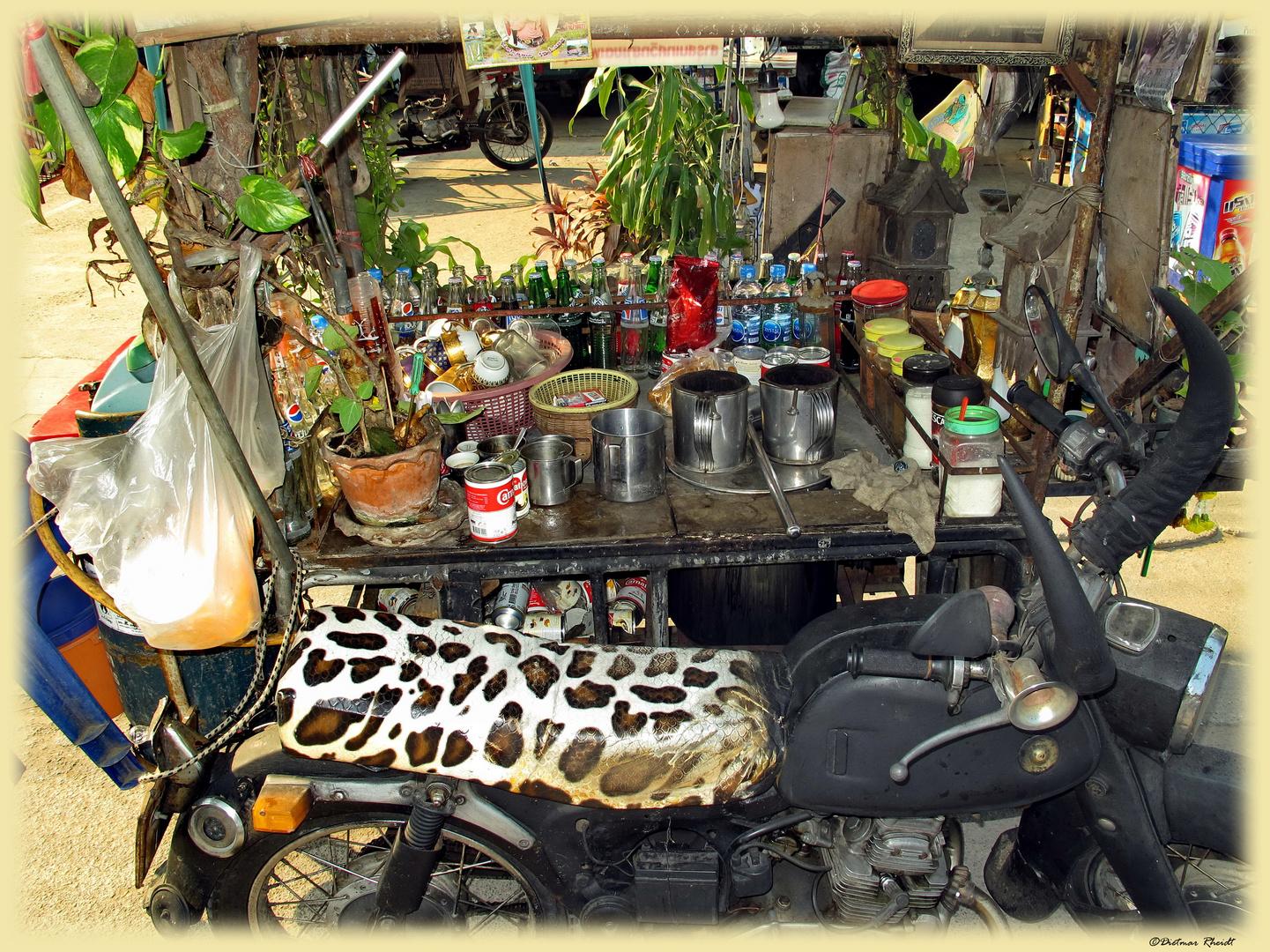 mobile coffeeshop
