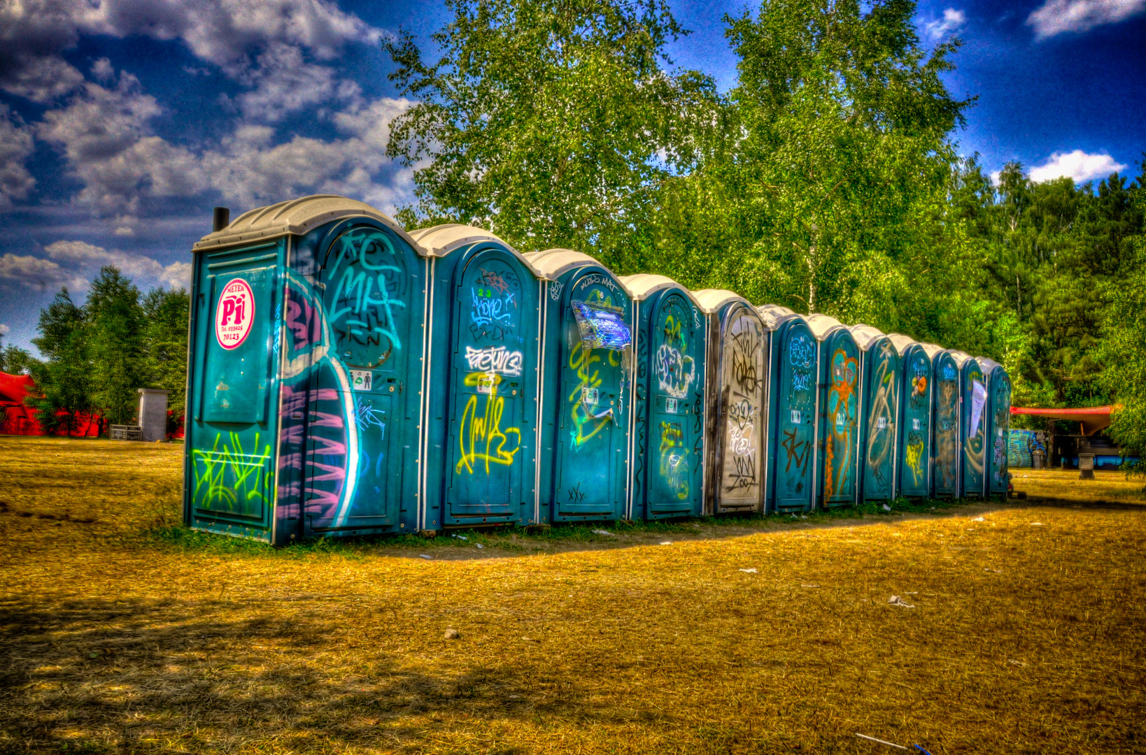 Mobile WC`s