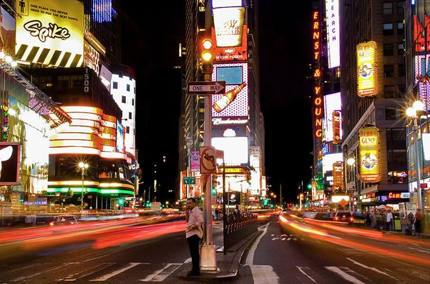 MobileFlat am Timesquare in NY - reloaded -