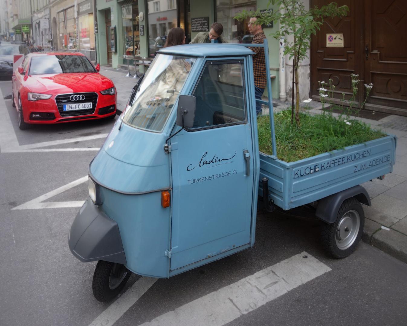 mobiler kleingarten