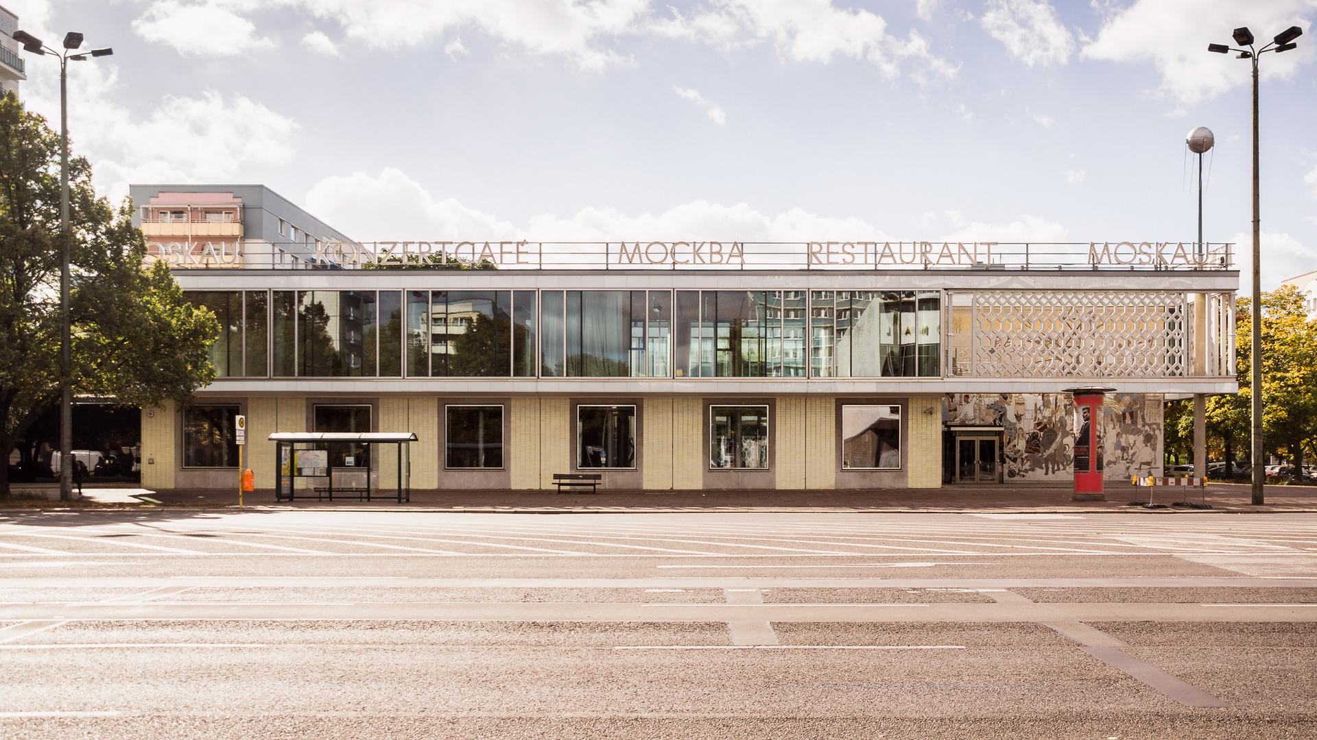 MOCKBA, Berlin